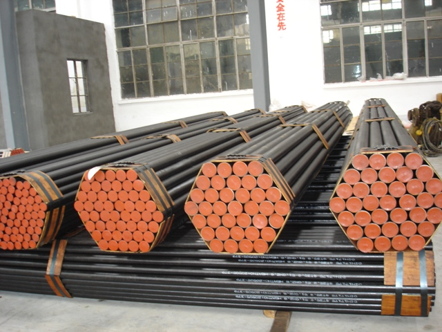 Alloy Seamless Cold Rolling Pipe for Boiler