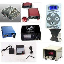 Professional Tattoo Power Supply - Tattoo Machine Partner