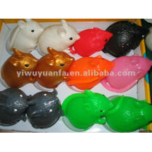 Hot Selling High Quality Colorful Squirrel Splat Water Ball