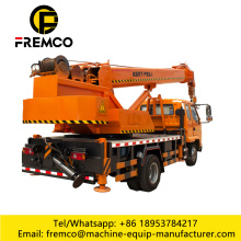 Truck-mounted Crane For Construction