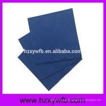 Nappes jetables de restaurant de serviettes de un pli et serviette de papier de couleur de serviettes de serviettes