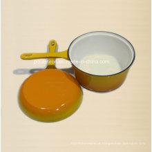 Duplo uso ferro fundido pot Milk Fabricante a partir de China