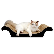 Cat Chaise Corrugated Cat Scratcher
