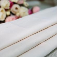 80gsm bleached plain cotton baby clothes fabric