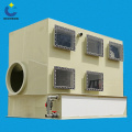 Waste air treatment equipment  pp gas horizontal scrubber