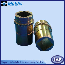 Copper Plated Zinc Die Casting Part with Gear