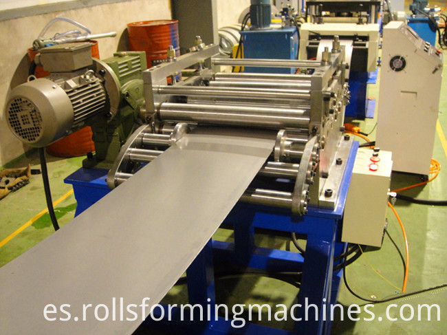 Racking Shelf Roll e Making Machine