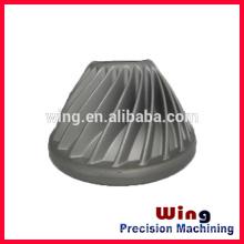 OEM led lamp or led light part heat sink die casting cast supplier