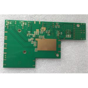 4 layer 1.0mm Impedance Control PCB