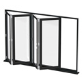 Plastic PVC Folding Door Profile