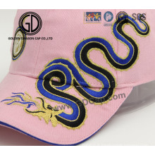 De haute qualité distinctement Dragon belle broderie pour chapeau, chapeau et vêtements