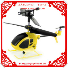 Mini S6 The World's Smallest Sculls RC Helicopter 8CM syma