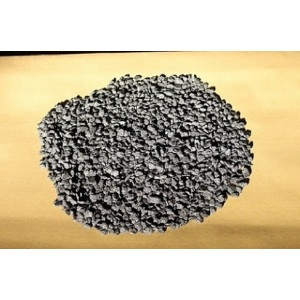 The soil graphite powder