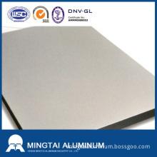1050 industrial pure aluminum plate price per kg