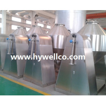 Ejen Anti-bakteria Vacuum Rotary Dryer