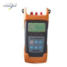 Medidor de potencia Pon de bajo precio PG-PON82 con conector tipo Sc / pc