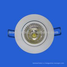 Cob 100 мм диаметр светодиодный светильник