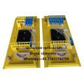 Boîte de fermeture de distribution de fibres de diviseur