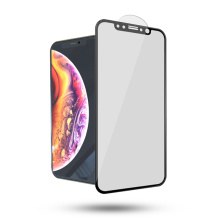 протектор экрана изогнутый закаленное стекло iPhone xr 3D