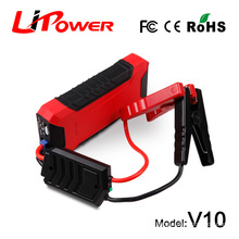12v lithium jump starter car starter power bank car battery booster pack external battery for car