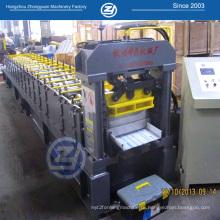 Профилегибочная машина для производства кровельных панелей с замком (ZYYX41-220)