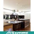 European Style Nature Colour Kitchen Cabinets Furniture (AIS-K295)
