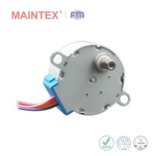 Pet feeder 28BYJ48 stepper motor with 28mm miniatures