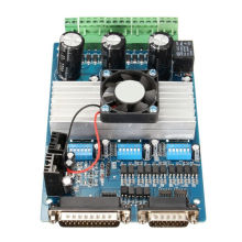 CNC Controller TB6560 Stepper Motor Driver Board 3 4 5 Axis for Selection