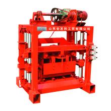 QTJ4-40B2 concrete hollow block making machine