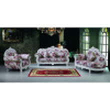 Sofa Set with Wooden Sofa Frame (D929E)
