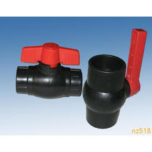 Plastic Ball Valve for HDPE Pipe