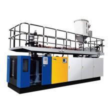 Extrusion Blow Molding Process, Measures 6.3 x 2.3 x 4.55m