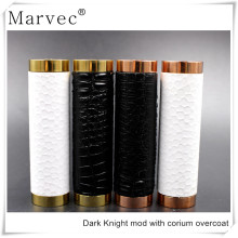 vape Dark Knight e cigarette mod with leather