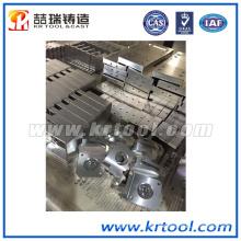 Proveedor de componentes de mecanizado CNC de precisión personalizada en China