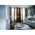 New fashion pleated turkish curtain double curtain rod string curtain