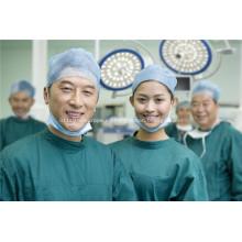 1200mm de profundidad de iluminación cabezas dobles lámparas quirúrgicas