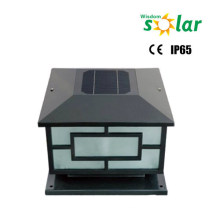Дешевые Открытый освещение CE Солнечный сад света забор света