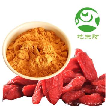 100%Pure Polysaccharide Bulk Goji Berry Extract Organic Goji Fruit Powder