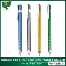 Рекламная металлическая дешевая ручка