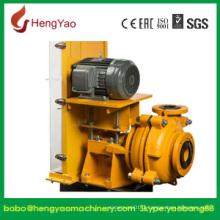 Prix de la pompe centrifuge horizontale à concentré minéral résistant à l'usure