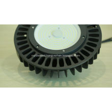 1-10v dimmable driver round industrial motion sensor ufo led highbay light 100w 120w 150w