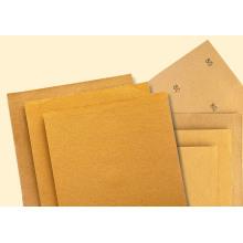 Flint Coated Abrasive Paper Sheet