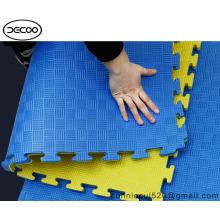 Heißer Verkauf Eva fünf Wege Muster Taekwondo Mat