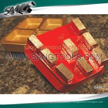 Diamond Frankfurt pour le polissage de marbre (SG0112)