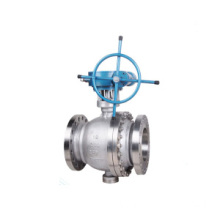 API Trunnion dipasang Flanged Ball Valve