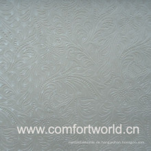 Dekoratives Leder für Möbel (SAPV03732)