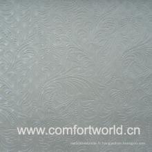 Cuir décoratif pour meubles (SAPV03732)