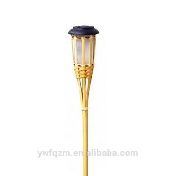 antorcha de bambú al aire libre del festival de encargo al por mayor