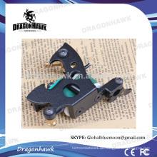 Professionelle handgefertigte Eisen Shader Maschine Schwarz Farbe