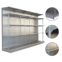 Große Kapazität Heavy Duty Standard Supermarkt Gondel Regal von Yuanda Hersteller
